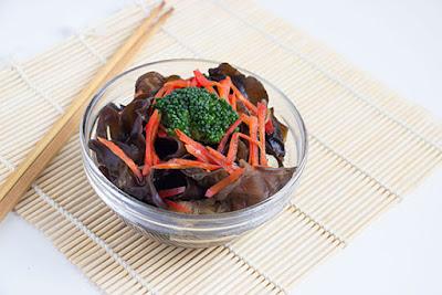 Chinese food - Tree ear salad