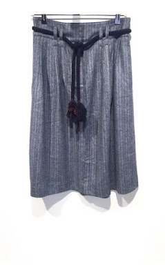 jupe bleue Sessun