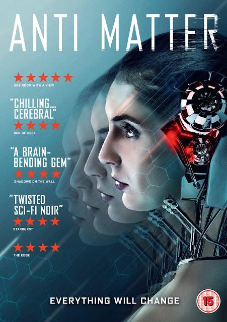 Anti Matter (2016) ταινιες online seires oipeirates greek subs