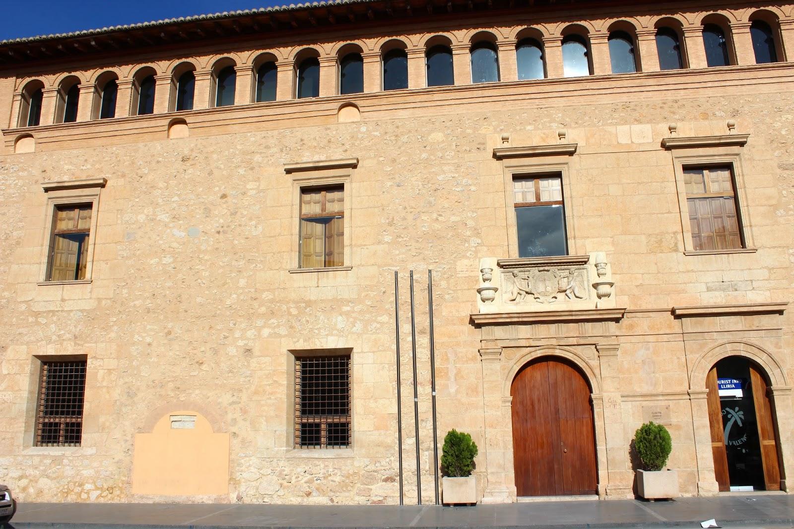 Casa de Alba en Liria (Valencia)