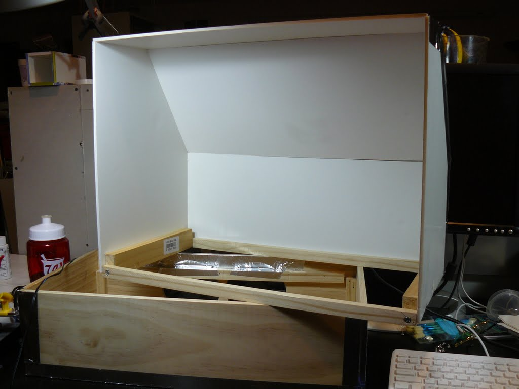 The Gamer S Workbench Airbrush Spraybooth