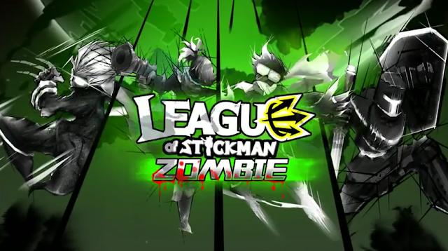 Zombie Avengers:Stickman War Z Mod Apk Android