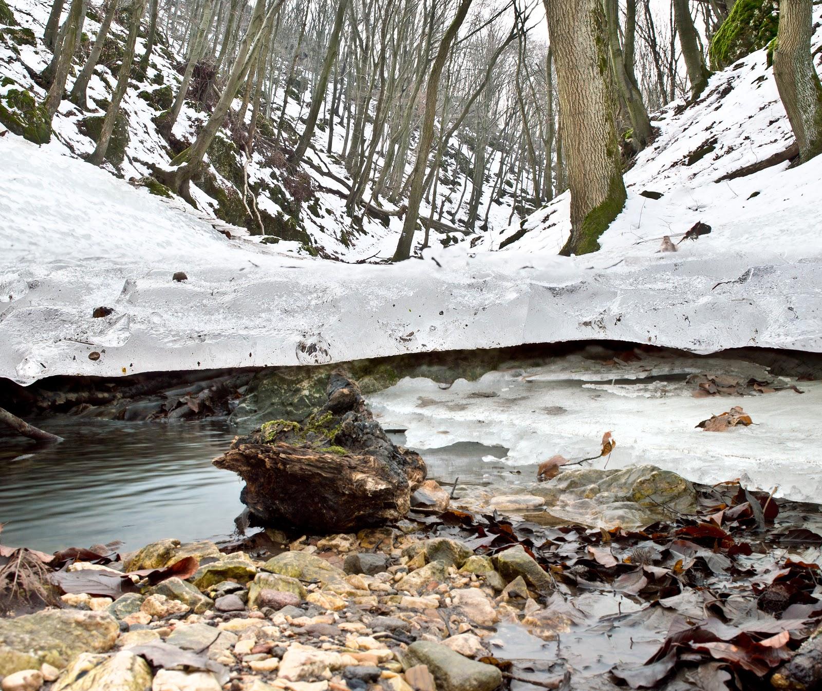 Jég alatt és jég felett
