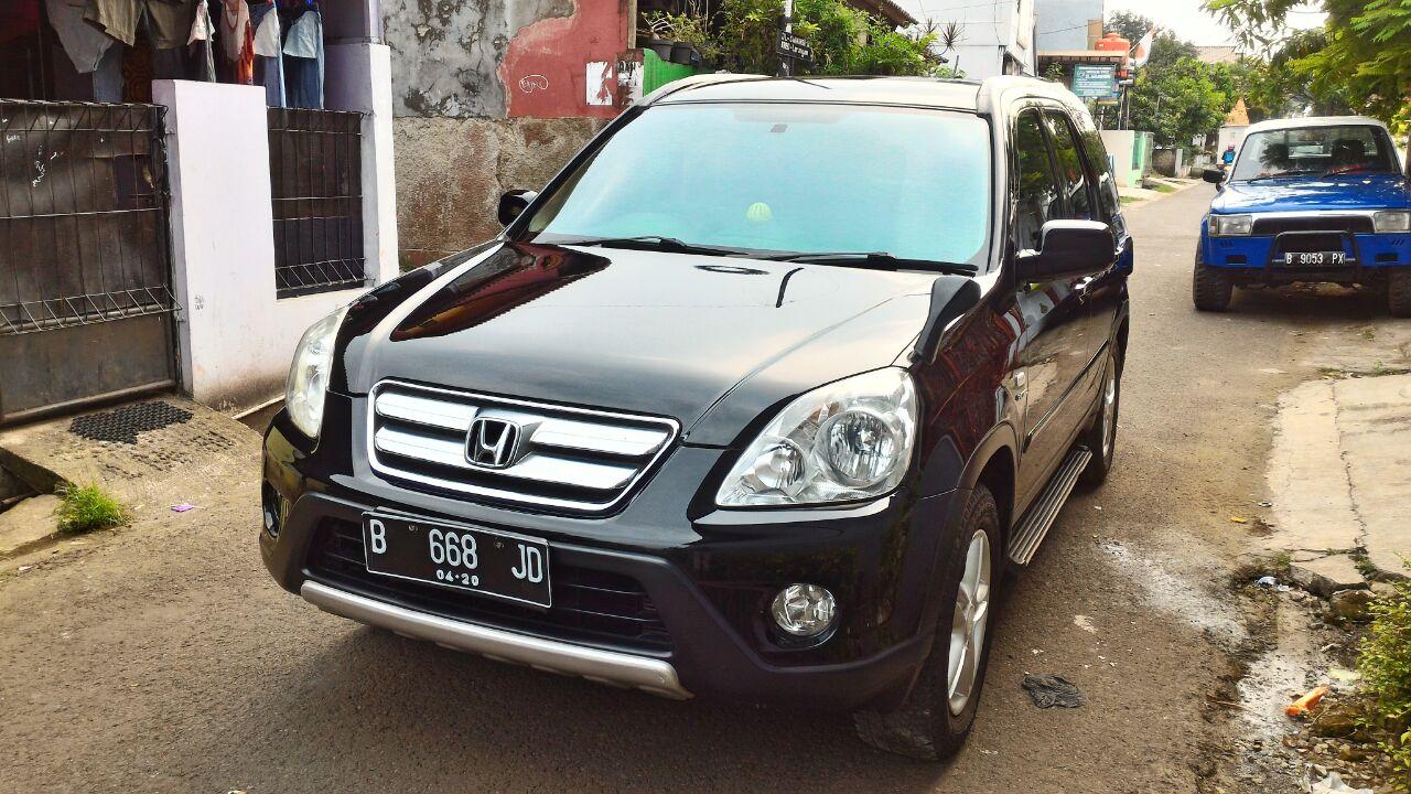 Harga Mobil Bekas Dan Istimewa Untuk Honda Crv 2 4 Matic 2005 Yang