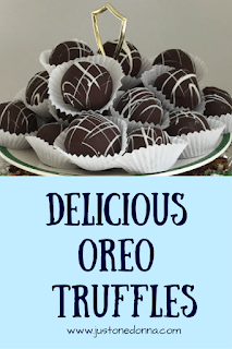 Delicious Oreo Truffles