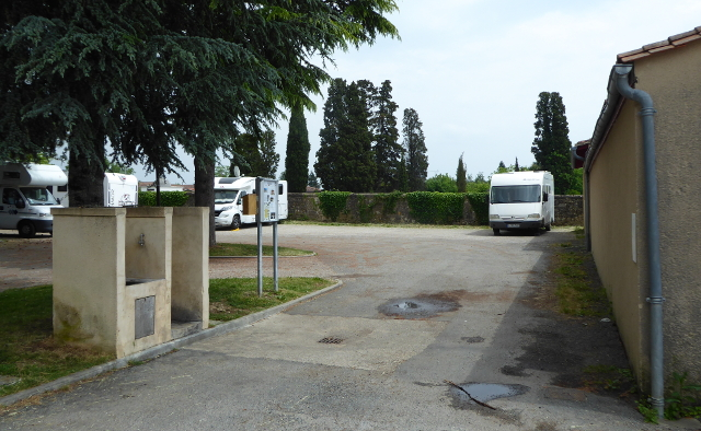 Àrea d'autocaravanes de Mont Pasièr