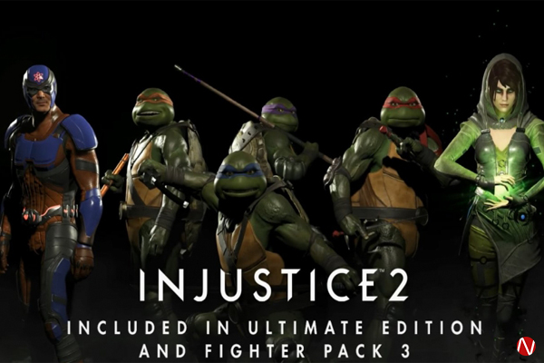 Injustice 2 - TMNT