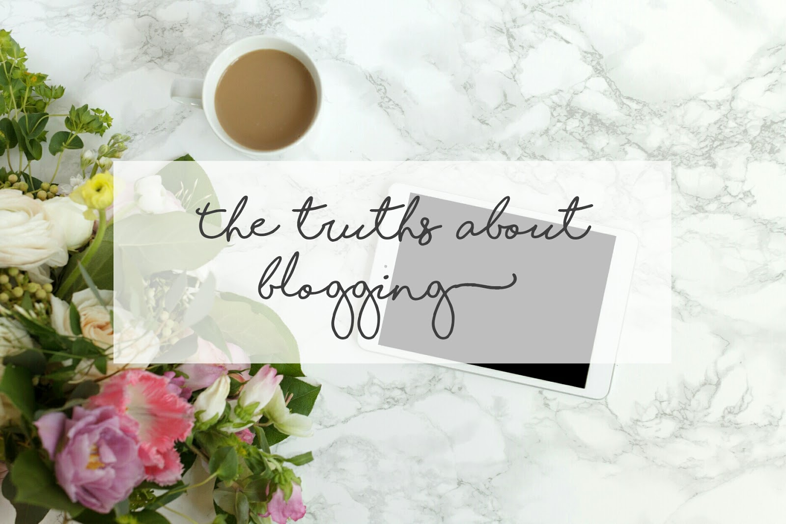 The Truths About Blogging | Lenne Zulkiflly