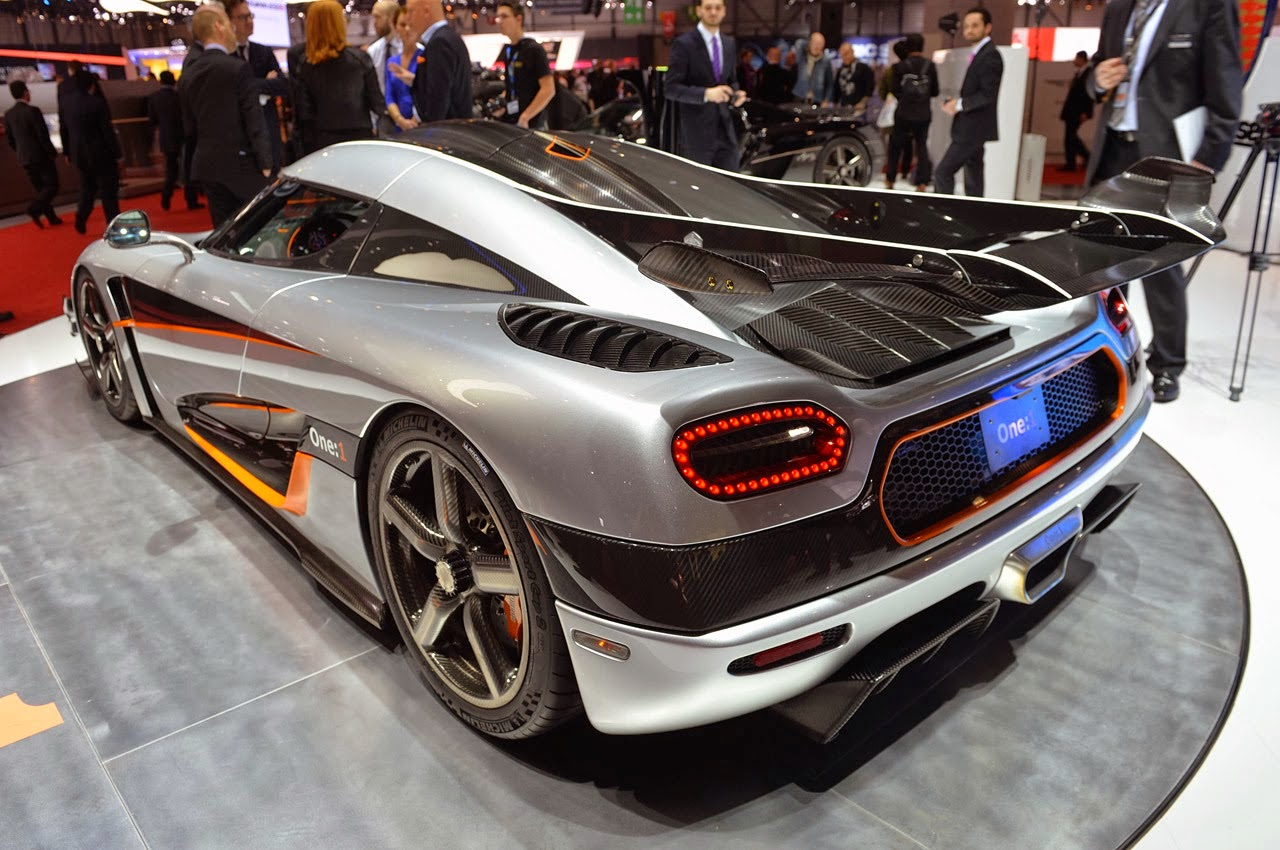 Koenigsegg Agera One Cars Wallpaper Lo