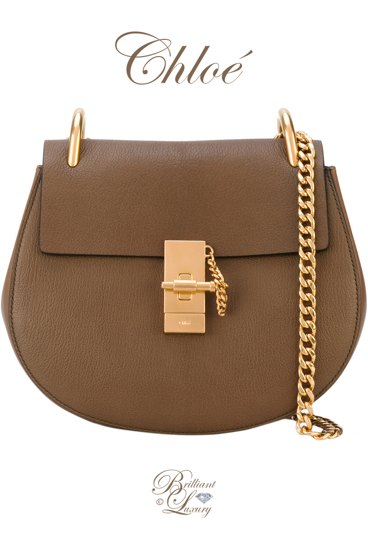 Brilliant Luxury ♦ Chloé Drew Shoulder Bag