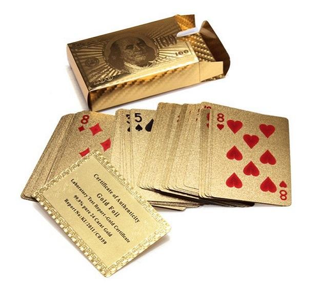 Kartu Seharga $99.00 Terbuat Dari Emas 24K ! Dibuat Khusus Untuk Orang Kaya