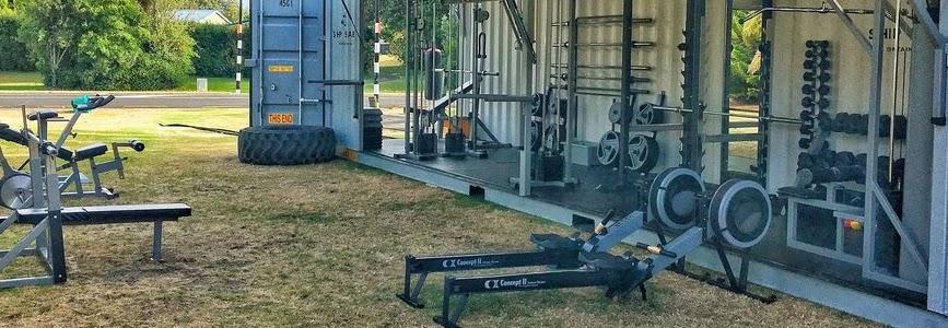Усі частини Сухопутних військ отримають польові спортзали