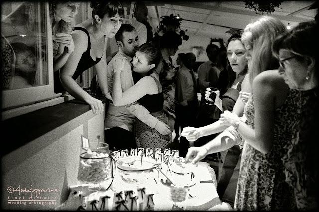 foto matrimonio ristorante La Femme San Bartolomeo al Mare
