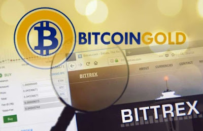 Why Bitcoin Gold btg Delisting From Bittrex