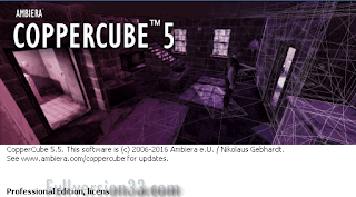 Ambiera CopperCube Professional 5.5