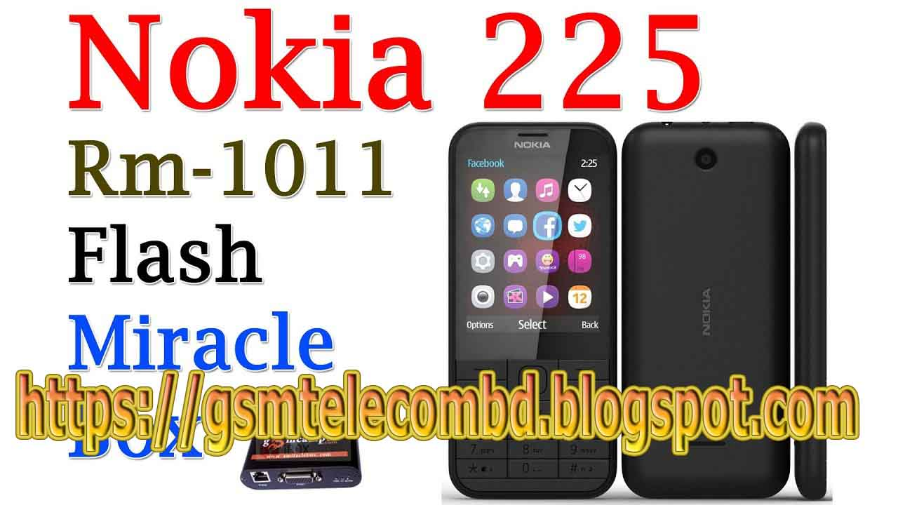 Nokia rm 1011 software update