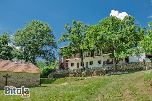 Monastery St. Peter and Paul Crnovec village, Bitola municipality, Macedonia