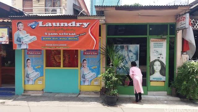 Memberikan Contoh Penyelesaian Konflik Hukum Dengan Menggugat Tukang Laundry Rp. 210 Juta