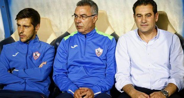 الزمالك يستقرعلي مدير الكرة الجديد كطلب إيناسيو بعد رحيل جلال
