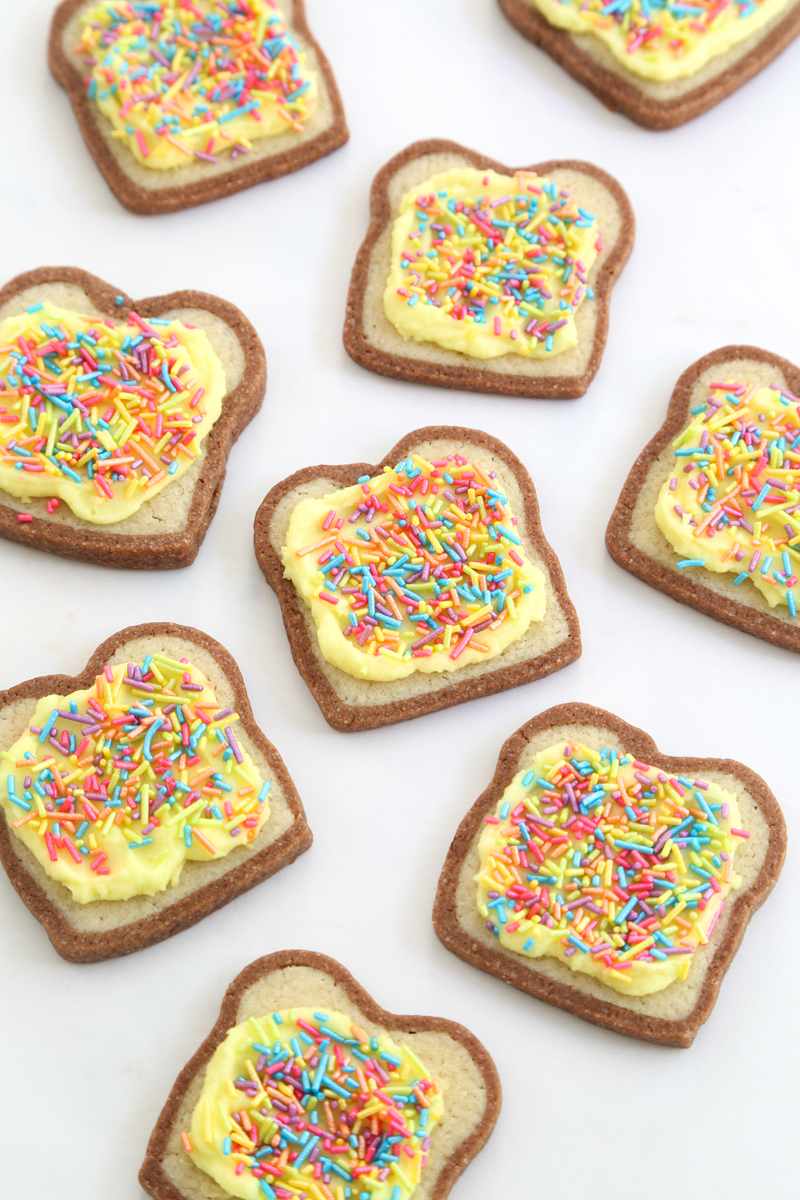 Sprinkle Bakes Cookie Cake