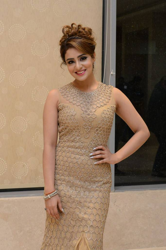 Muskan Sethi At Paisa Vasool Audio Success Meet Event Stills