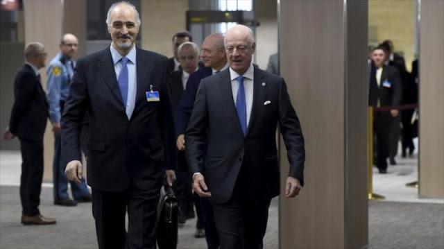 Siria denuncia: ONU ha perdido credibilidad entre los sirios