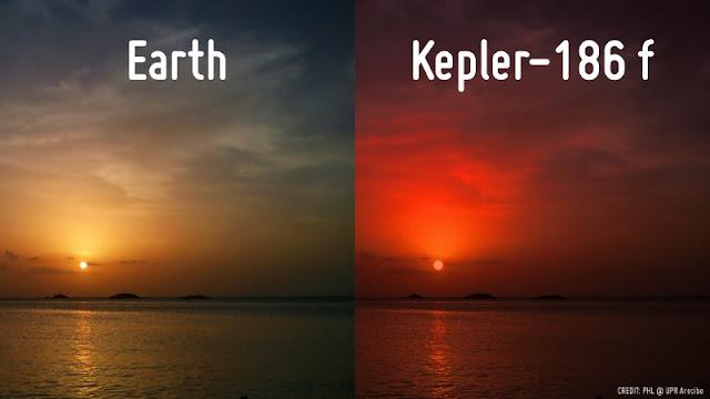 sunset-kepler186f-exoplanet