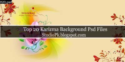 Karizma Backgrounds Psd Files Download