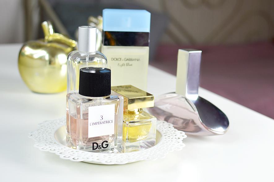 moje ulubione perfumy