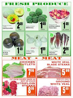 Lady York Foods Flyer October 16 – 22, 2017