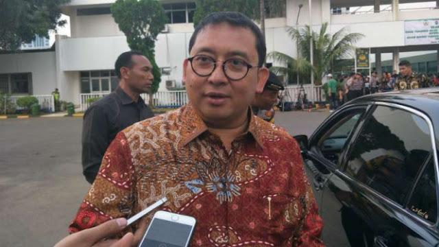 Fadli Zon: Genderuwo di Istana, Berewokan Mukanya