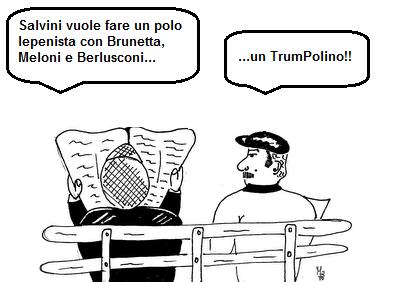 Salvini lepeniano