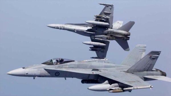 EE.UU. confirma que pidió permiso para derribar aviones sirios