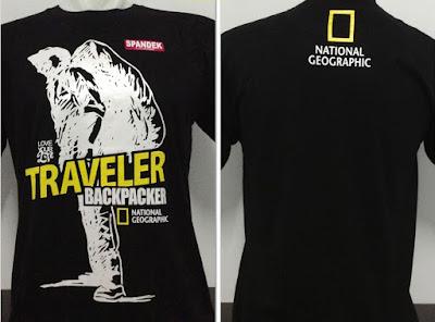 Kaos Traveler Backpacker (National Geographic)