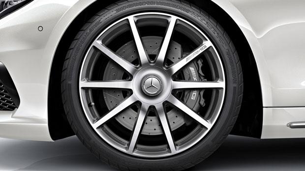 2016 Mercedes-AMG SL 63