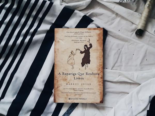 | Review | A Rapariga que Roubava Livros de Markus Zusak