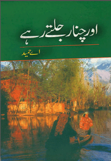 Aur Chinar Jaltay Rahay – A Hameed – Urdu Novel