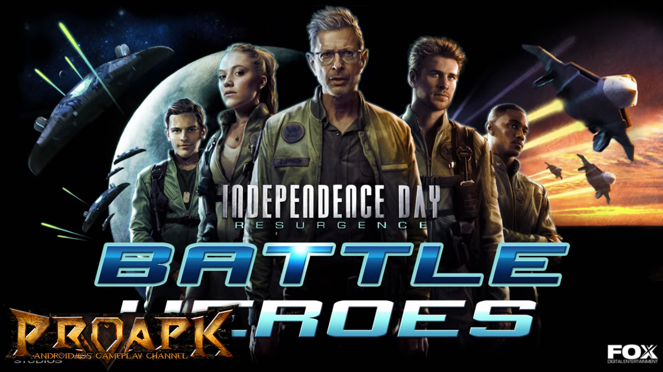 Independence Day Battle Heroes