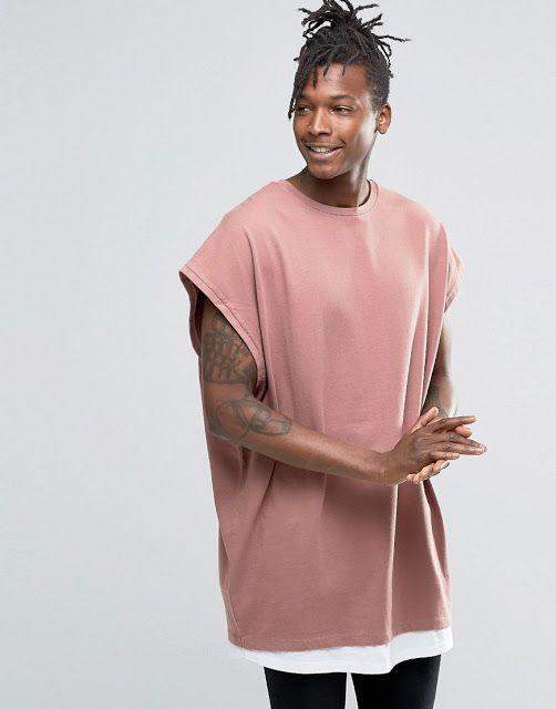 sleeveles oversized