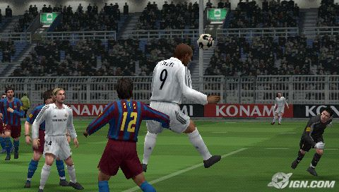Winning Eleven 9 PC Free Download Screenshot 3