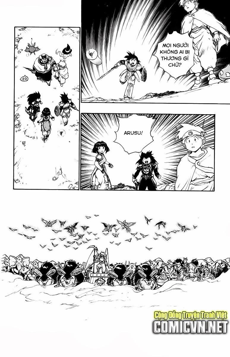 Dragon Quest: Emblem of Roto chapter 28 trang 26