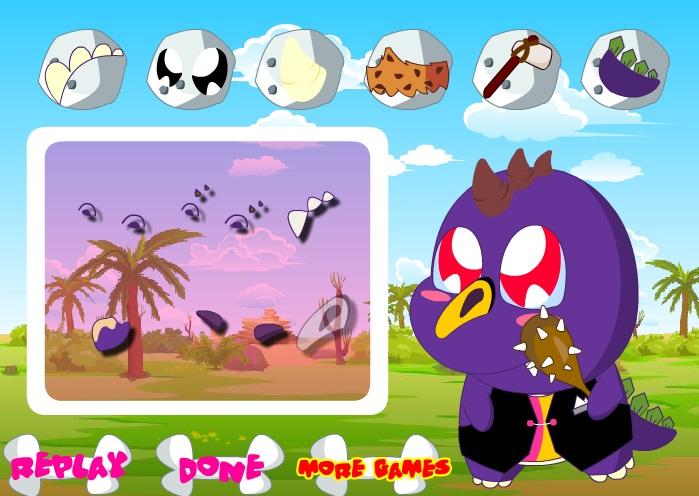 Baby Dino Spiel 3