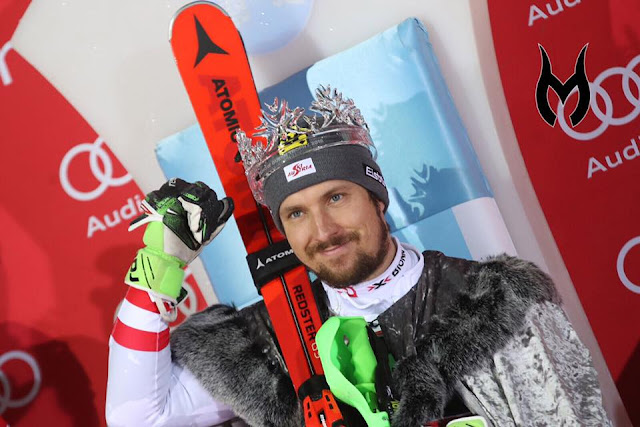 4th Crown for Marcel Hirscher in Zagreb