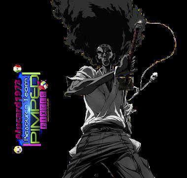 PNG-AfroSamurai