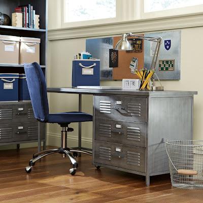 Pb Teen Locker Desk Decor Look Alikes