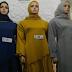 Trend Baju Gamis Syari 2018