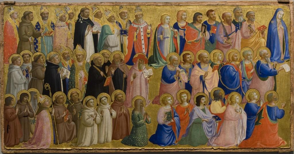 Heroinas da Cristandade: Comemoração de Todos os Santos