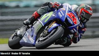 Vinales Tercepat Latihan Bebas Pertama (FP1) MotoGP Qatar 2017