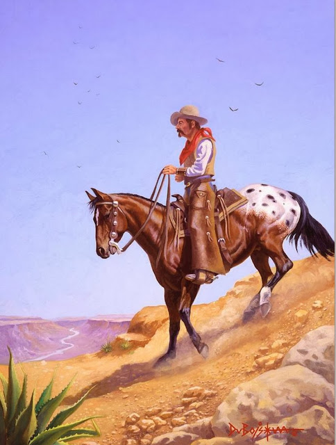old-west-paintings