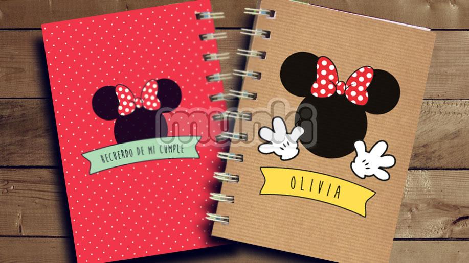 Munki Dise 241 Os Imprimibles Kit Imprimible Minnie En Color Rojo